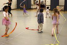 • Teaching Ballet •