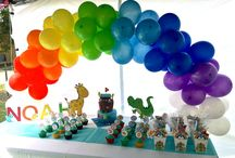 Party Animals/ Noah's ark party