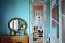 eccentric interiors