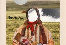 Screen Printing/Drawing/Collage / by Tatjana Plitt