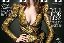 Glamour in Editorials & Magazines / Magazine covers and editorials of gorgeous Celebrities around the world. / by Fatima R