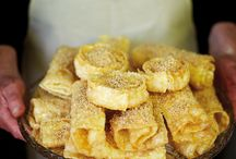 Greek sweets / by Voula