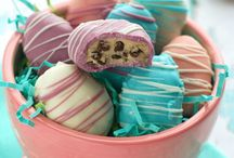 Easter cakes and desserts