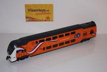 Modelspoor / Mooie modelspoor treinen zoals te koop bij Vissertoys.nl & speelGoes