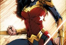 Wonder Woman & Thor