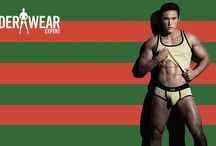 Underwear Gift Guide / Advice on the perfect gifts for men for any occasion.  #mensgifts #mensfashion / by The Underwear Expert