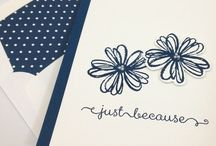 Stampin Up - Flower Shop