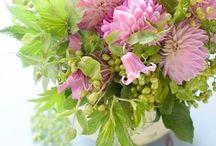 Arts floraux / Compositions florales et vegétales.