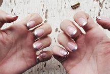 Mani-Pedi nails