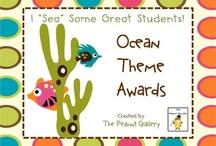 Classroom Theme: Ocean