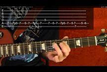 Black Sabbath Guitar Lessons / Several Black Sabbath guitar lessons in HD