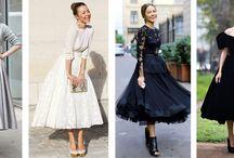 Ulyana Sergeenko style