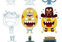 Terrible monsters
