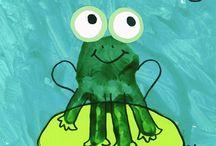 βατραχος