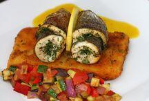 Peste - Fish / Retete cu peste si fructe de mare. Fish and seafood recipes.