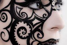 makeup artistic
