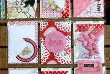 letter pockets / by Eileen Feliciano