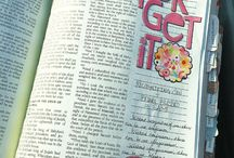 KellyJean Journals / A special place for my Bible journaling entries...