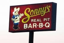 Sonny's Real Pit BBQ :)