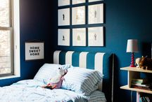 Cute Kid Rooms + Nurseries