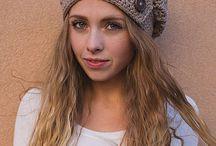 Crochet {Beanies & Hats} ♥