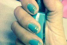 Trabajos personales / Esmalte uñas