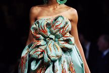 {THE ART IN STYLE}...haute couture