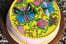 Cakes and other Goodies! / by Vickie Weeks