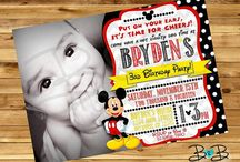 B&B Printables / My Etsy shop, B&B Printables, offers adorable, customized party printables that are sure to make your party extra special! Not only are these printables awesome but I promise to make the buying process quick and convenient for you. :) / by BreOnna Penaflor
