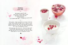 Recipe Card & Illustration ♥