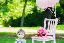 Cake Smash and First Birthday Shoot Ideas