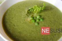 Рецепты. Крем-суп.