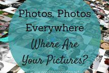 Photos organizing