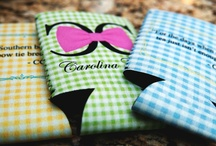 Koozies / by Colleen Phelan