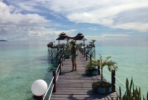 Borneo islands (derawan, maratua, kakaban)