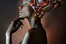 Africaines, la beauté exclusive.