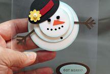 Christmas - jul / Misc to make for christmas.