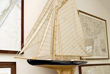 Modele żaglowców i jachtów