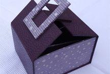cartonnage / realiser avec du carton