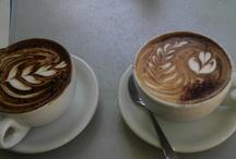 Nice coffees we had