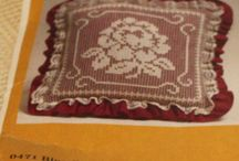 Vintage Needlepoint, Sewing & Embroidery