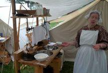 Medieval Encampment Ideas