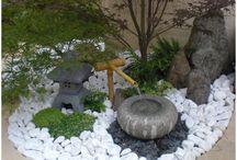 Miniatures jardin