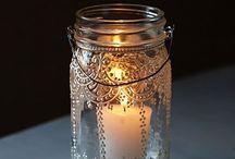 DIY with jars