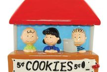 Cookie Jars / by Lester Kempner