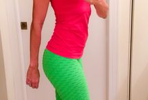 Workout Clothes / Fashion, cool workout clothes! / by Michelle Marie Fit