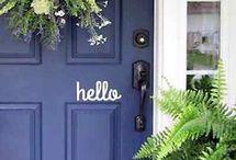 bejárati ajto
