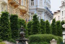 KARLOVE  VARY   CZECH REPUBLIC