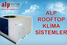 Rooftop Klima Sistemleri