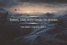 Allah Said